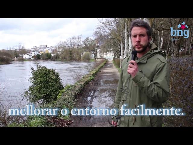 (7-3-2018)O BNG-AA reclama o mantemento dos paseos fluviais