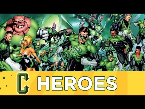 Green Lantern Corps Appearance In Justice League? - Collider Heroes