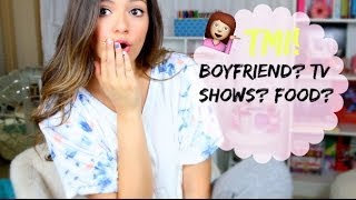 Fears, TV Shows, Boyfriend? TMI TAG! Thumbnail