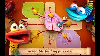 Fold the World - Puzzle Game Part 1