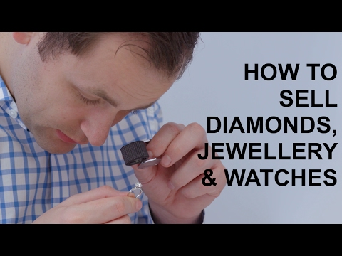 How To Sell Your Diamonds, Jewellery & Watches in the UK