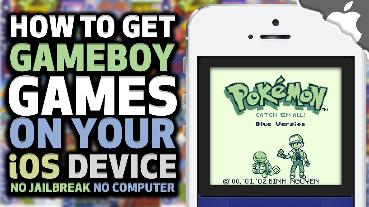Game for colors - How To Get Gameboy Gbc Games On Your Ios Device Game Play Color No Jailbreak No Computer Youtube
