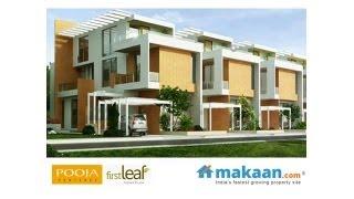First Leaf, Gachibowli, Hyderabad, Residential Villas