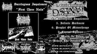 "Sacrilegious Impalement ""Total Annihilation"" (new mastering 2015)"