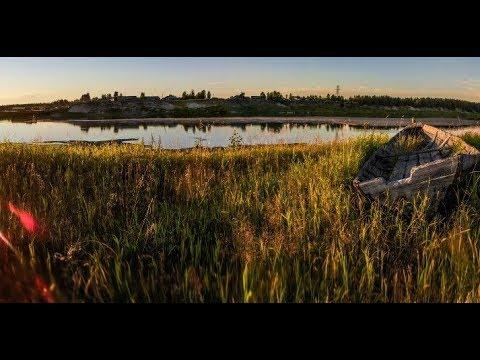 В краю родном (Архангельская область, Мезенский район, деревня, природа, красота, север, Россия)