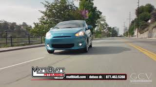 Matt Blatt Mitsubishi Brand new year, brand new car-2017