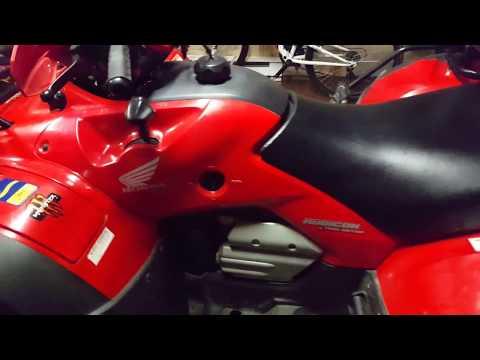 Honda Rubicon Noise Problem Solved!!! YUUUP!!!!