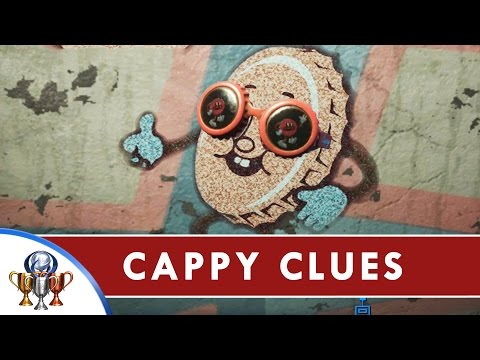 Fallout 4 Nuka World DLC - All 10 Cappy's Clues Locations - Cappy in a Haystack Quest Items