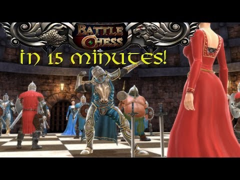 Battle Chess - Game of Kings (Early Access) ... in 15 minutes!