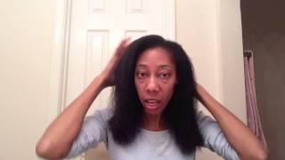 Natural Hair #2: Liquid Lanolin For Natural Hair Tutorial