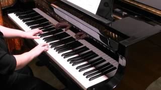 初級者のピアノソロ用に弾きやすくアレンジしました。 作曲 羽田健太郎 ...