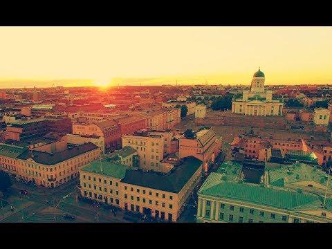 Helsinki by Drone