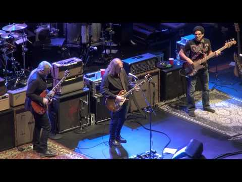 Allman Brothers – Wasted Words – 3/14/14 – Beacon Theater