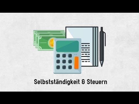 Selbstständig Steuern - Risiken Kennen Und Vermeiden Teil 1