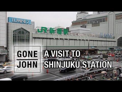 A Visit to Shinjuku Station