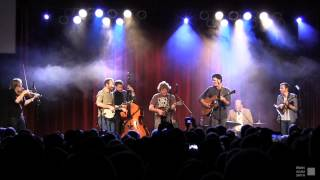 """Steep Canyon Rangers feat. Sam Bush - """"Whisper My Name"""" [OFFICIAL] - live in Asheville, NC"""
