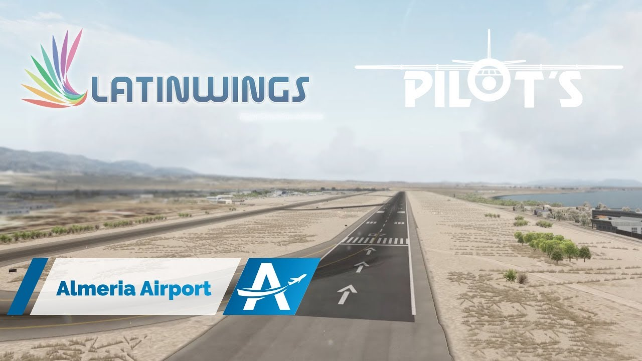 Just Flight - LEAM - Almeria Airport (for FSX & P3D v3)