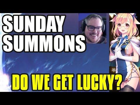 Epic Seven】Sunday Summons Episode 17! It's Always Athena!