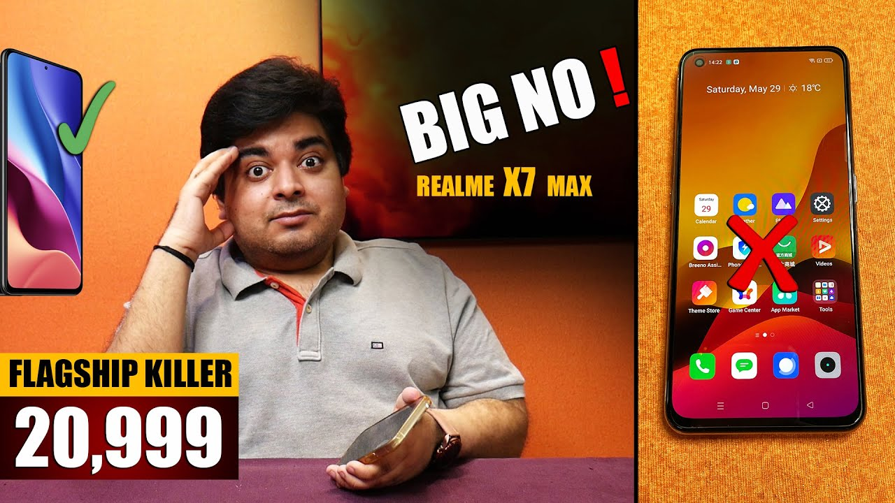 20,999 Ka Real Flagship Killer India | Don't Buy Realme X7 Max | Best Phone to Buy |#Askgizmogy