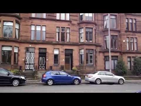 Glasgow West End.