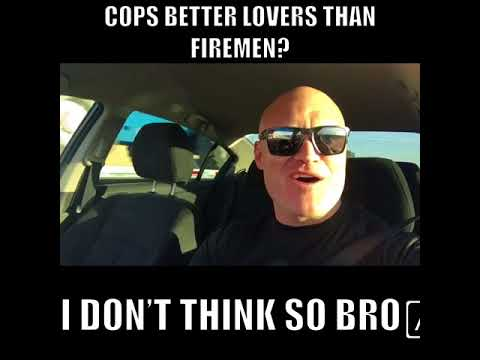 Firefighters Are Better Lovers Than Cops