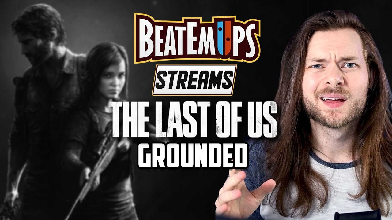 The Last Of Us 'HARDEST DIFFICULTY' with Wood from Beatemups