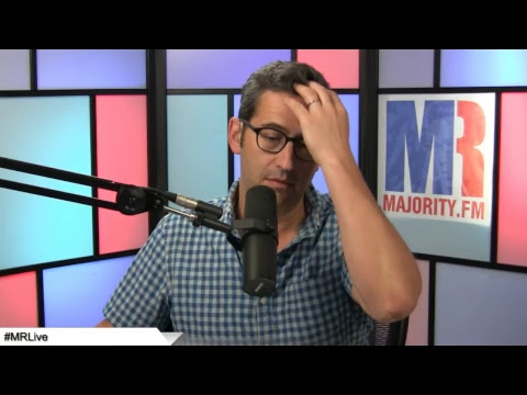 Joshua Holland: Medicare-for-All Isn't the Solution for Universal Health Care? - MR Live - 8/3/17