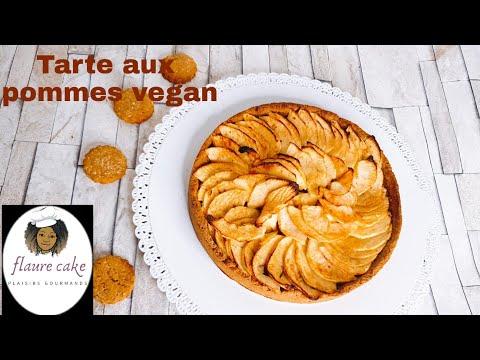 recette-tarte-vegan-aux-pommes-À-indice-glycÉmique-bas