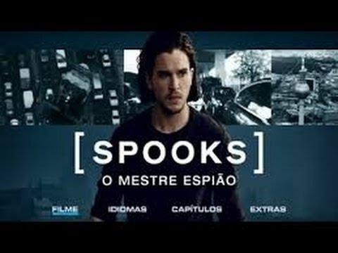 Spooks o mestre espiao   Filmes de Ação completos dublados 2016 lançamento