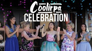 Coolirpa's Subscriber Celebration | Transformation Fashion Show + REVEAL!