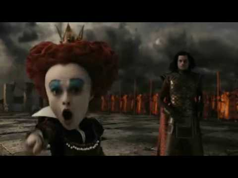 Red Queen : OFF WITH HIS HEAD! (Alice In Wonderland)