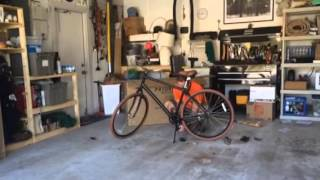Priority Bike assembly time lapse