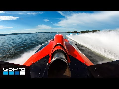 GoPro: Onboard the Fastest Hydroplanes with HyperSmooth 2.0