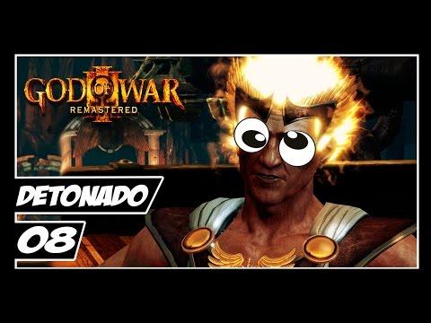 GOD OF WAR 3 REMASTERED - Detonado #8 - O Cara mais Chato Aparece!!!