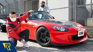 My S2000 is DONE!!! A Lesson From Professional Racing Driver!? 😆 ft. Lo Szeho