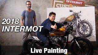 Motorcycle Art Part 80 / 2018 INTERMOT