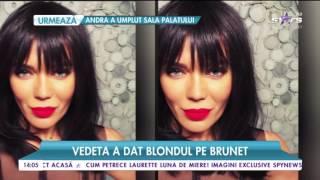 Gina Pistol, schimbare radicală de look