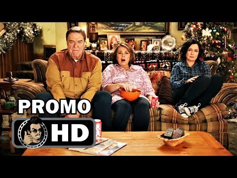 ROSEANNE Official Teaser Promos (HD) ABC Comedy Series