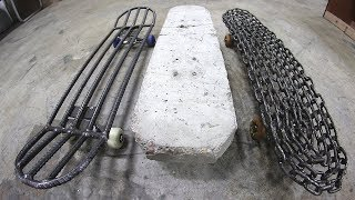 3 САМЫХ ТЯЖЕЛЫХ СКЕЙТБОРДА В МИРЕ!! (THE 3 HEAVIEST SKATEBOARDS IN THE WORLD!)