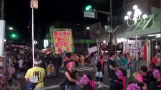 2012年飯田りんごん大賞を追手町小学校6年が受賞