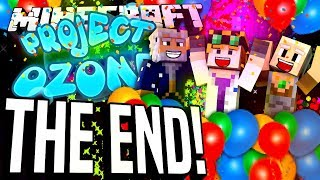 Minecraft - THE END! - Project Ozone #203