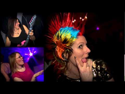 Westenhanger Castle flashTUBE - Smiths Medical Xmas Party 12/12/2014
