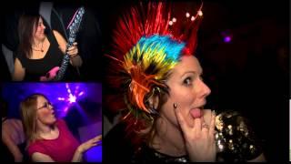 """Smiths Medical Xmas Party """"flashTUBE"""" - Westenhanger Castle 12/12/2014"""