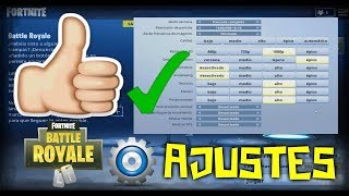 THE BEST SENSIBILITY TO GET VICTORIES Plus *EASY* - Fortnite SETTINGS