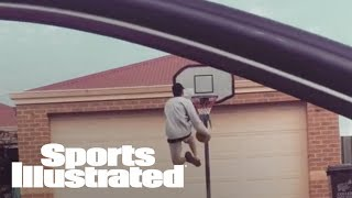 What Is The Drive-By Dunk Challenge? The Latest Social Media Craze | SI Wire | Sports Illustrated