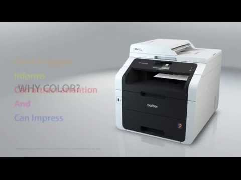 Brother MFC-9330CDW Colour Laser Multifunctional Printer Duplex Network Wi-Fi A4 at HuntOffice.ie