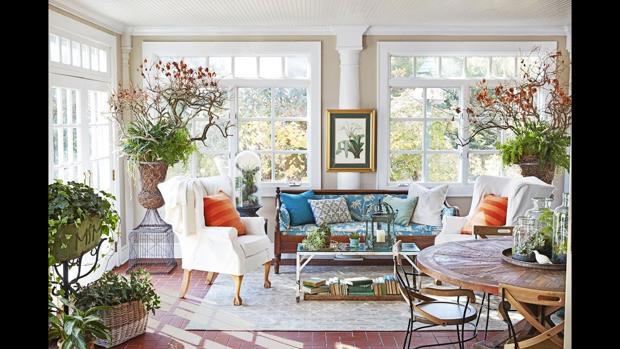 50 Amazing Sunroom Decorating Ideas