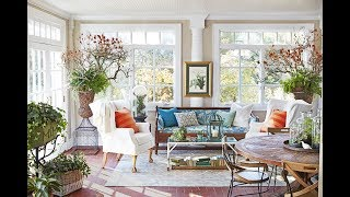 50 Amazing Sunroom Decorating Ideas - Best Sunroom Designs Ideas 2019