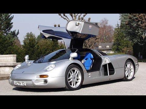 12 Most Rare And Unique Supercars