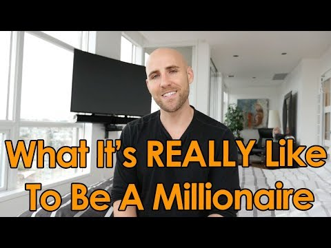 What It's REALLY Like To Be A Millionaire